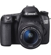 Фотоаппарат Canon EOS 70D 18-55 IS STM black
