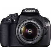 "Фотоаппарат Canon EOS 1200D black 18Mpix 18-55 IS 3"" 720p SD Набор с объективомLi-Ion"