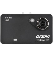 Digma FreeDrive 106 черный