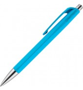 Ручка шариковая Carandache Office INFINITE Turqoise Blue (888.171)