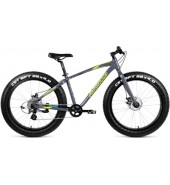 "Forward Bizon FatBike 26"" 8 ск 17-18 г 16"
