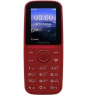 Philips E109 red