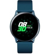 Смарт-часы Samsung Galaxy Watch Active 39.5мм зеленый